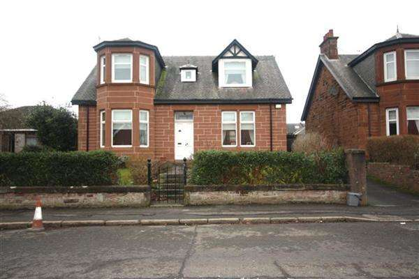 4 Bedrooms Detached House for sale in Craigie Road, Ayr