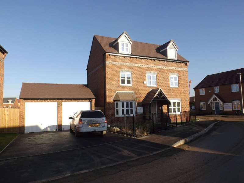 5 Bedrooms Detached House for sale in Pasture Lane, Ruddington