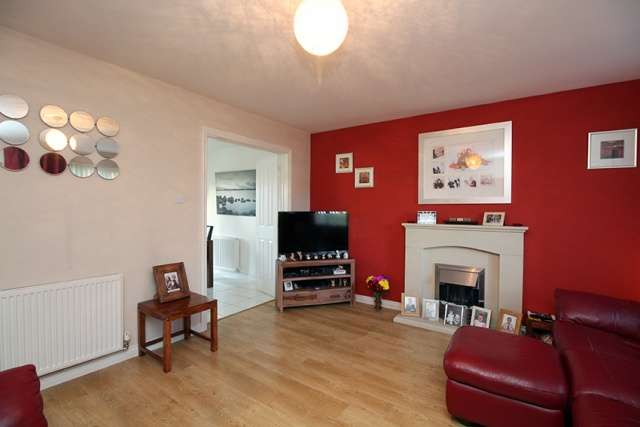 3 Bedrooms End Of Terrace House for sale in Meikle Loan, Kirkcaldy, Fife, KY2 6FH
