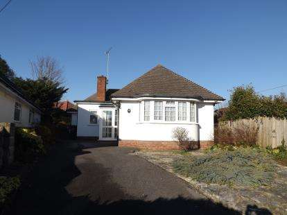 2 Bedrooms Bungalow for sale in Charminster, Bournemouth, Dorset