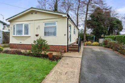 2 Bedrooms Mobile Home for sale in Brookfield Park, Old Tupton, Chesterfield, Derbyshire