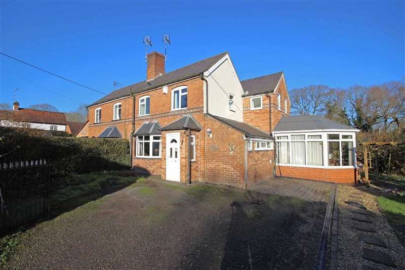 3 Bedrooms Property for sale in Green Lane, Little Shrewley, Warwick, CV35