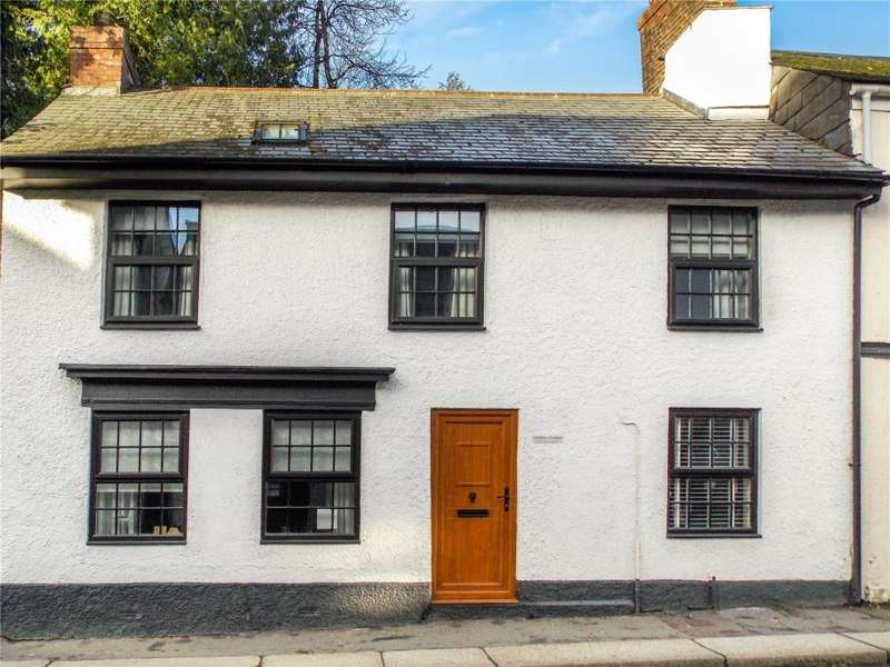 3 Bedrooms End Of Terrace House for sale in Barn Street, Liskeard
