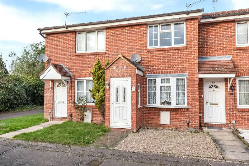 2 Bedrooms Terraced House for sale in Bosanquet Close, Uxbridge, Middlesex, UB8