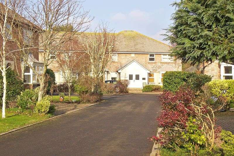 2 Bedrooms Flat for sale in Stride Close, Chichester, PO19