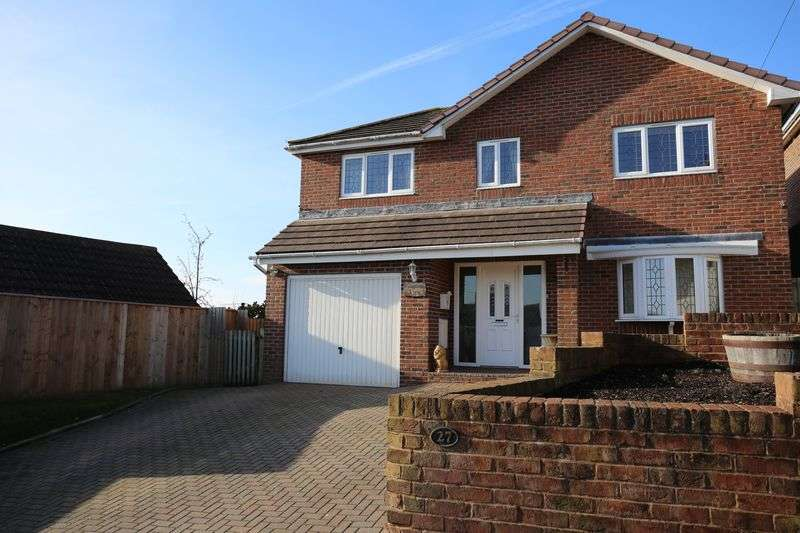 3 Bedrooms Detached House for sale in Brixington Lane, Exmouth
