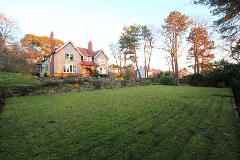 6 Bedrooms Detached House for sale in Dee View Road, Heswall