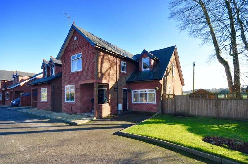 4 Bedrooms Detached House for sale in Dumfries Hollow, Heywood