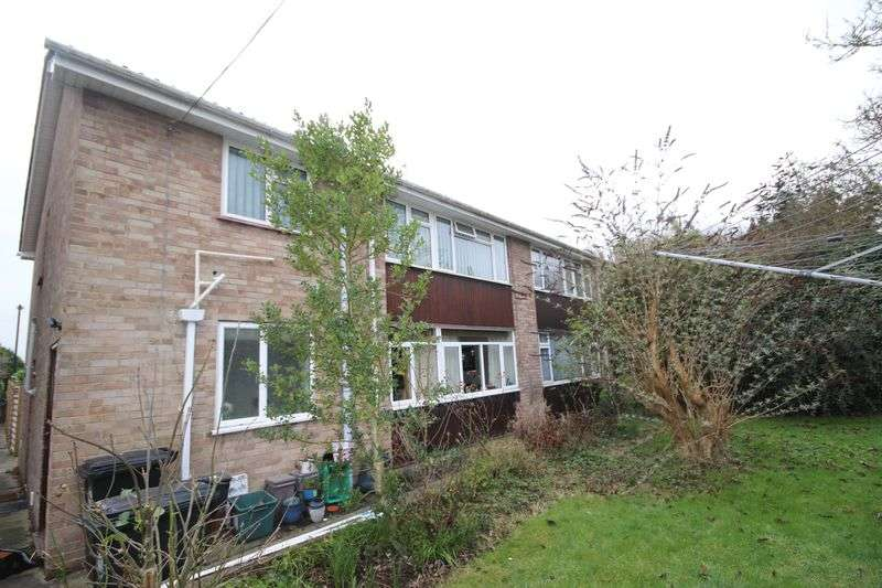 2 Bedrooms Flat for sale in Westover Rise, Bristol