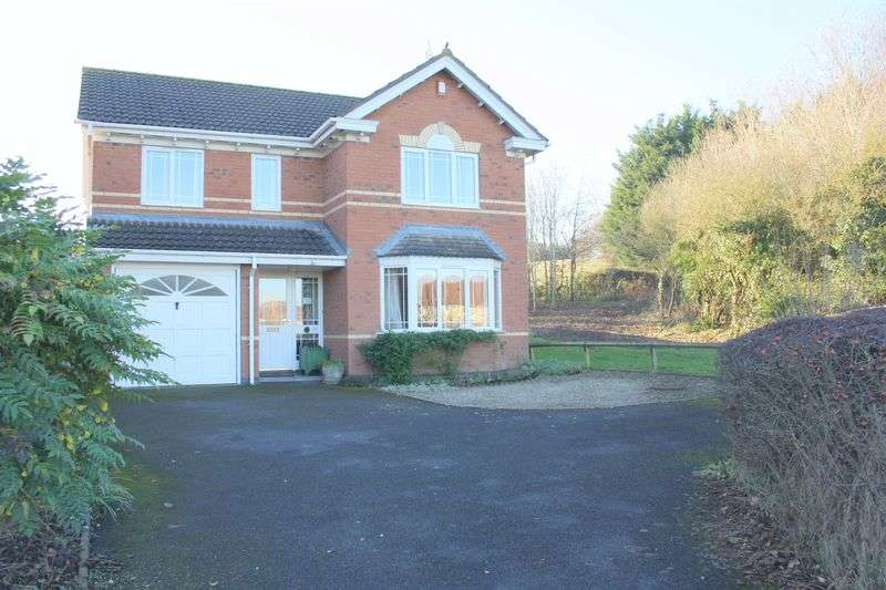 4 Bedrooms Detached House for sale in Conningsby Drive, Pershore