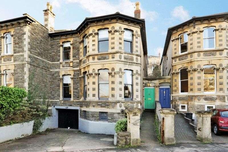 4 Bedrooms Semi Detached House for sale in Ravenswood Road, Redland
