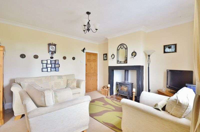 2 Bedrooms Terraced House for sale in Bullgill, Maryport