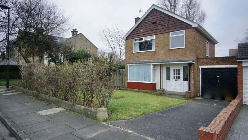 3 Bedrooms Detached House for sale in WENSLEYDALE DRIVE Forest Hall