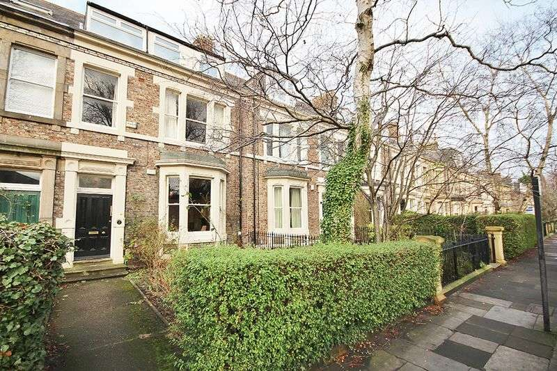 2 Bedrooms Flat for sale in Haldane Terrace, Jesmond, Newcastle Upon Tyne