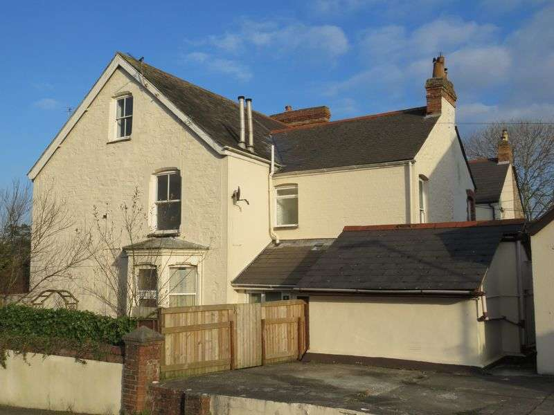 2 Bedrooms Flat for sale in Station Road, Truro