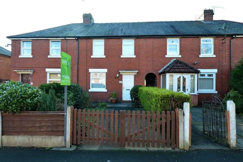3 Bedrooms House for sale in Polefield Grange, Prestwich, Manchester