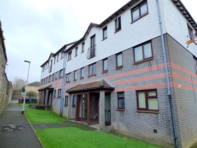 1 Bedroom Apartment Flat for sale in St Michaels Close, Plymouth
