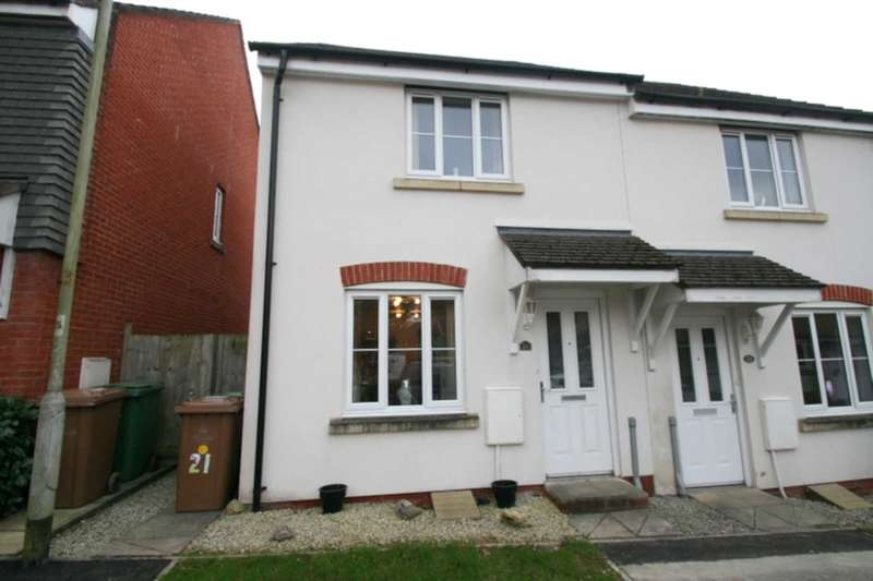 2 Bedrooms End Of Terrace House for sale in Chelwood Grove, Plympton