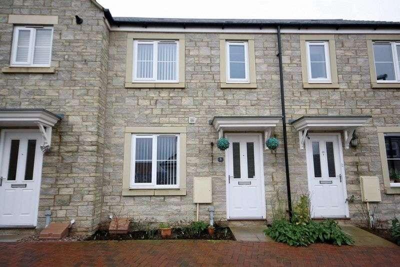 3 Bedrooms Terraced House for sale in Twelve Acres Close, Paulton