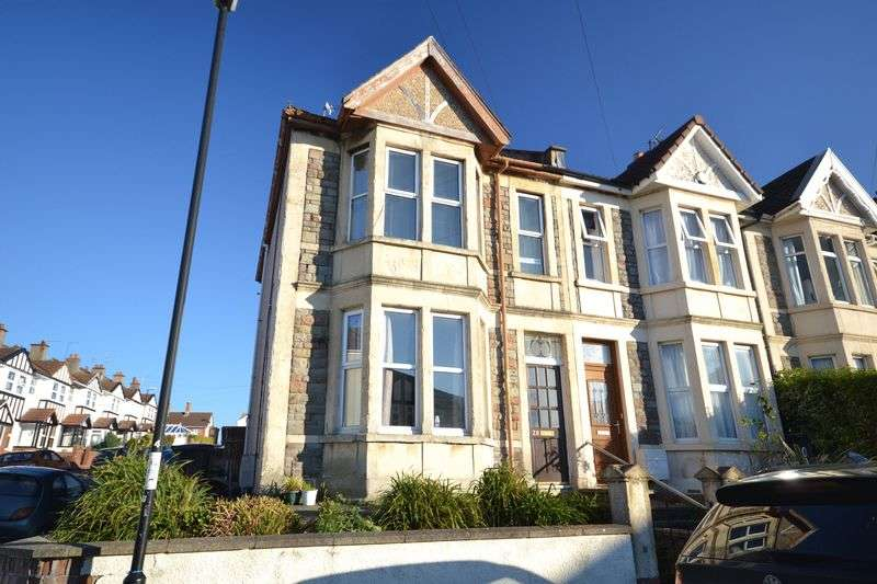 1 Bedroom Flat for sale in Winchester Road, Brislington, Bristol