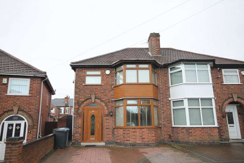 4 Bedrooms Semi Detached House for sale in PEAR TREE CRESCENT, DERBY