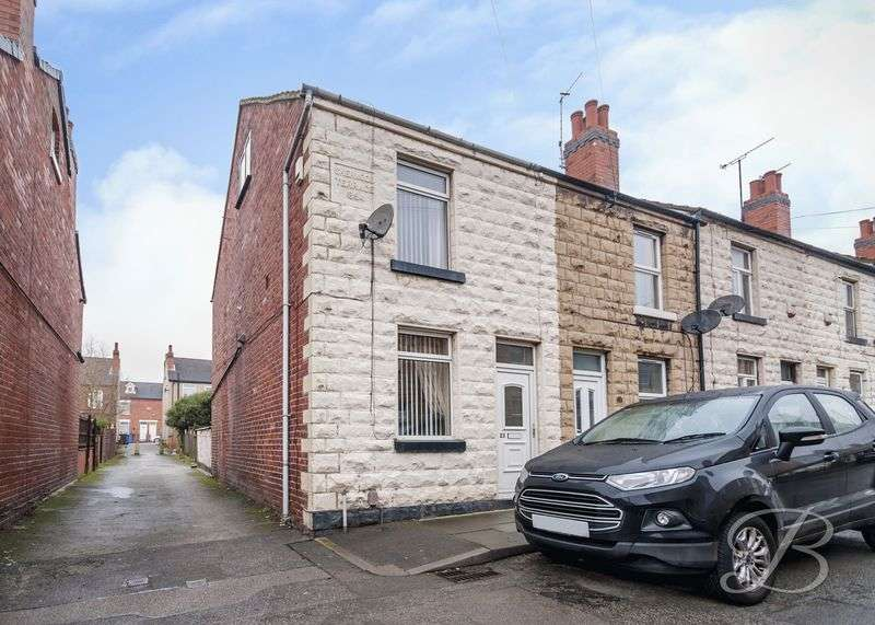 2 Bedrooms Terraced House for sale in Vallance Street, Mansfield