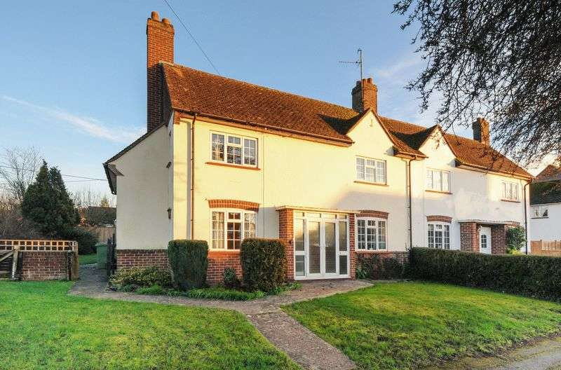 3 Bedrooms Semi Detached House for sale in Hilliat Fields, Drayton