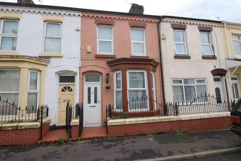 2 Bedrooms Terraced House for sale in Chiswell Street, Liverpool