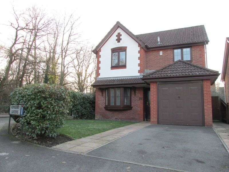 3 Bedrooms Property for sale in Hemingway Gardens, Fareham