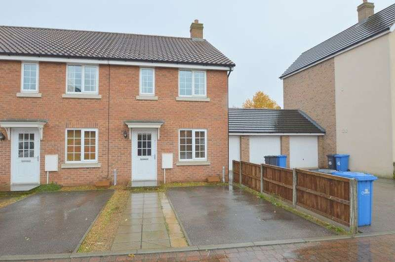 2 Bedrooms Terraced House for sale in West Norwich
