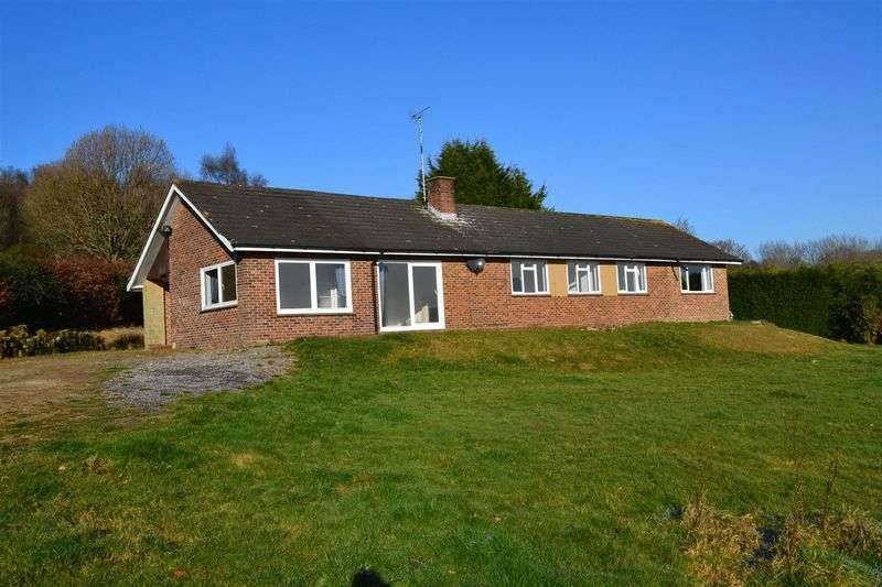 4 Bedrooms Detached Bungalow for sale in Sandy Lane, Colemans Hatch