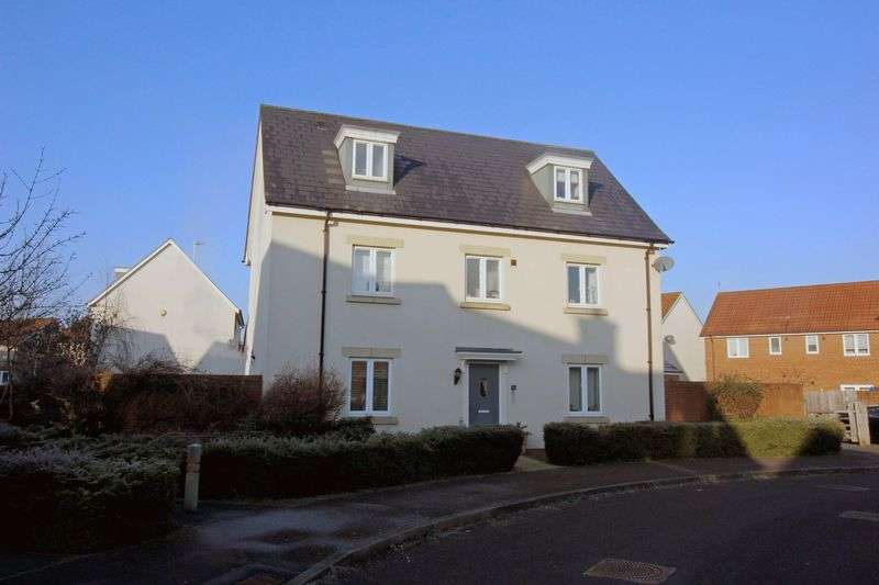 5 Bedrooms Detached House for sale in Fennel Road, Portishead
