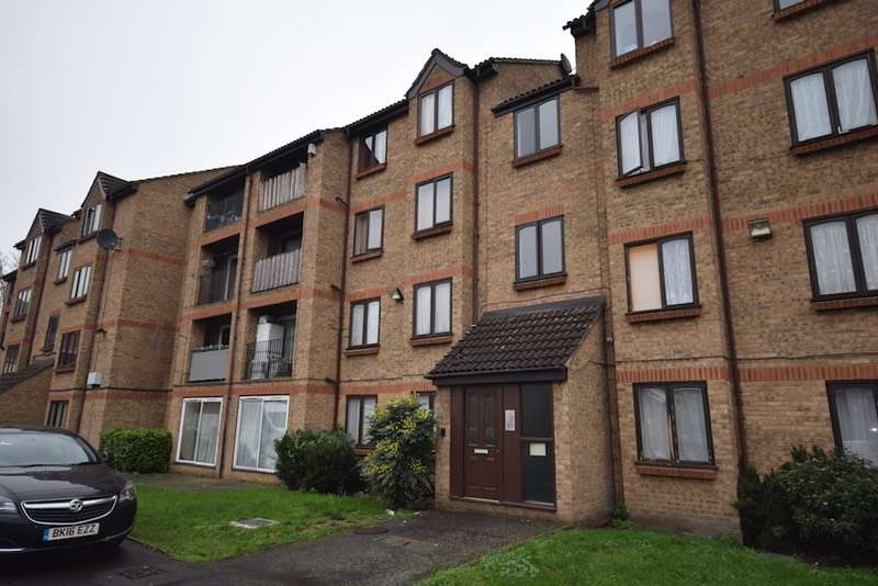 2 Bedrooms Flat for sale in sandcliff road, erith, Kent, DA8