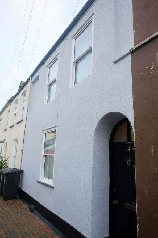 3 Bedrooms Town House for sale in Bedford Row, Barnstaple