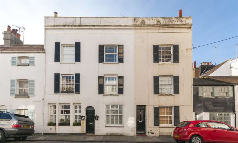 3 Bedrooms Terraced House for sale in Sillwood Street, Brighton, East Sussex, BN1