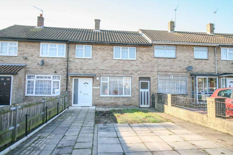 3 Bedrooms Terraced House for sale in Marescroft Road
