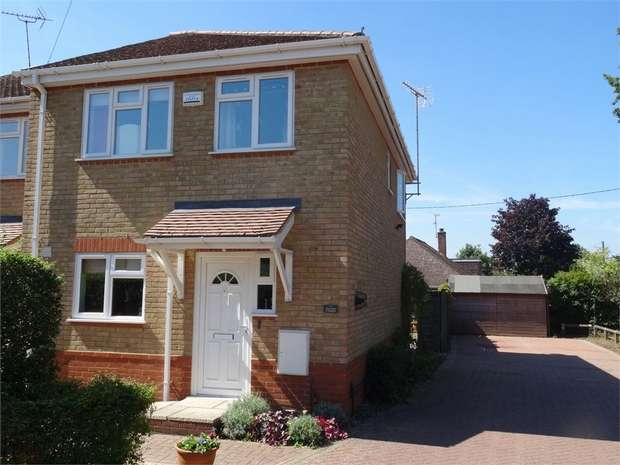3 Bedrooms End Of Terrace House for sale in Devonia Cottages, St Marks Road, Binfield, Berkshire, United Kingdom