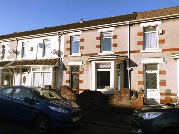 2 Bedrooms Terraced House for sale in Pont Street, Port Talbot, Port Talbot, West Glamorgan