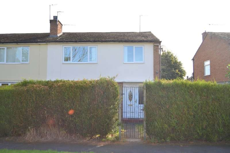 3 Bedrooms Semi Detached House for sale in Dutton Close, Market Drayton, TF9
