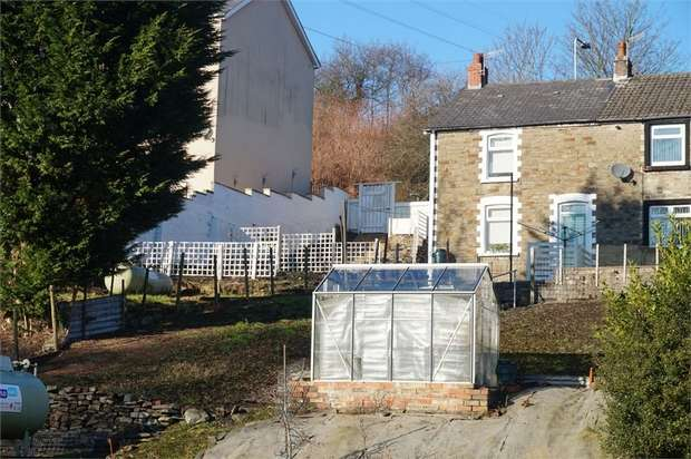 2 Bedrooms Cottage House for sale in Llwyncelyn Terrace, Aberbeeg, Abertillery, Caerphilly