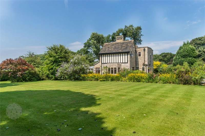 4 Bedrooms Detached House for sale in Bass Lane, Summerseat, Bury, Lancashire