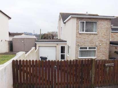 3 Bedrooms Semi Detached House for sale in Newton Abbot, Devon