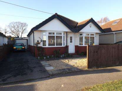 2 Bedrooms Bungalow for sale in Sholing, Southampton, Hampshire