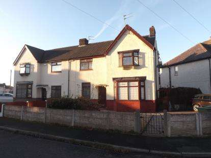 3 Bedrooms Semi Detached House for sale in Prescott Avenue, Golborne, Warrington, Greater Manchester
