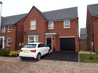 House for sale in Stargrass Close, Stapeley, Nantwich, Cheshire