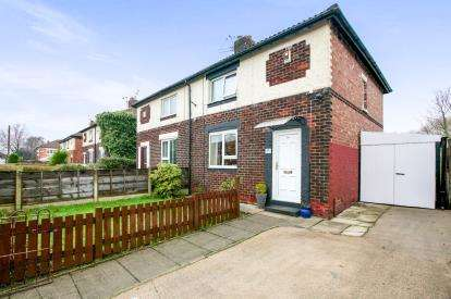 3 Bedrooms Semi Detached House for sale in Rostrevor Road, Stockport, Greater Manchester, Cheshire