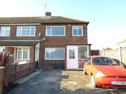 4 Bedrooms End Of Terrace House for sale in South Hornchurch
