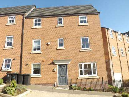 4 Bedrooms Semi Detached House for sale in Slate Lane, Nuneaton, Warwickshire