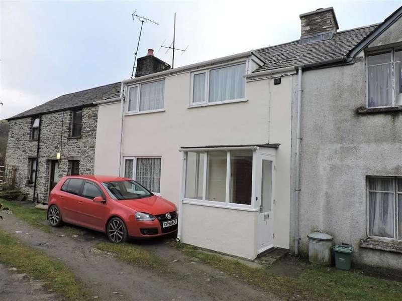 2 Bedrooms Property for sale in Penstar, Llanddewi Brefi, Tregaron