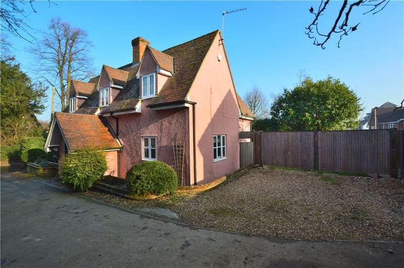 3 Bedrooms Detached House for sale in Stansted Mountfitchet